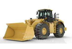 CATERPILLAR 980H Wheel Loaders integrated Toolcarriers