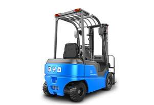 BYD ECB18S – 4 wheels Lithium Counterbalance Forklift