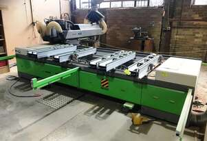 1996 BIESSE ROVER 322 FLAT BED ROUTER WITH CNI NC481 CONTROLLER . TOOLING AND ACCESSORIES. SERIAL 60