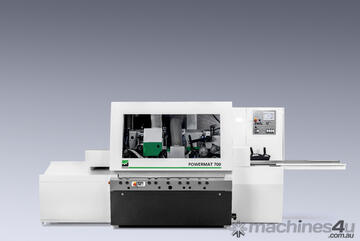 WEINIG Powermat 700: The   generation of moulding and planing