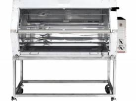 Semak 36G Gas Rotisserie 36 Bird Capacity - picture0' - Click to enlarge