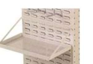 DEXION Shelf Trays 080512 Louvred Panels