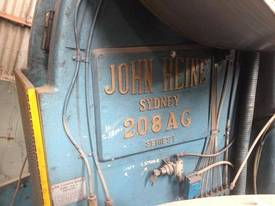 USED - John Heine - Press - 208AG S1 - picture1' - Click to enlarge