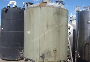 Stainless Steel Mixing Tanks and Silos