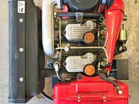 20HP Twin cylinder diesel engine horizontal shaft - picture3' - Click to enlarge