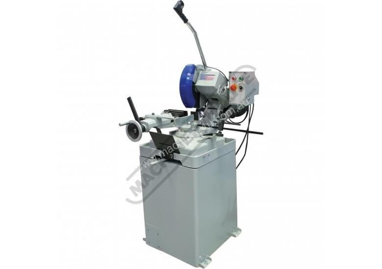 CS-315C MetalMaster Cold Saw, Includes Stand 110 x 70mm Rectangle Capacity Single Speed 44rpm