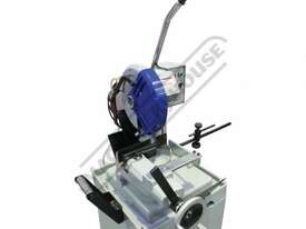 CS-315C MetalMaster Cold Saw, Includes Stand 110 x 70mm Rectangle Capacity Single Speed 44rpm - picture3' - Click to enlarge