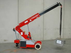 2012 GALIZIA G20 MINI CRAWLER CRANE - picture0' - Click to enlarge