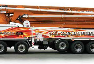 New Concrete Pump CCP-65SZ5-180
