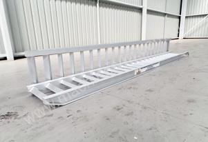 2017 Workmate 3 Ton Alloy Loading Ramps