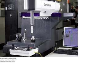 3D scanning coordinate measuring machine Duramax  - picture0' - Click to enlarge