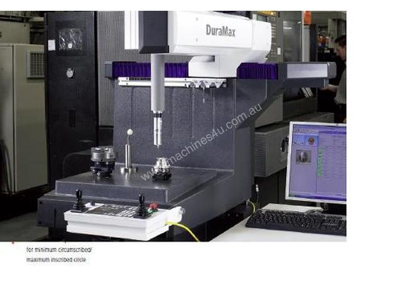3D scanning coordinate measuring machine Duramax
