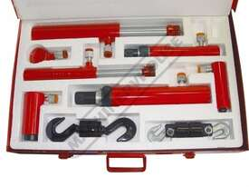 PBR-10T Hydraulic Panel Beating Ram Kit 10T Tonne Ram 11 piece - picture0' - Click to enlarge
