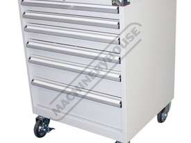 TCW-954W Industrial Mobile Tooling Cabinet 723 x 653 x 954mm 100kg per Drawer - picture0' - Click to enlarge