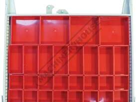 TCW-954W Industrial Mobile Tooling Cabinet 723 x 653 x 954mm 100kg per Drawer - picture4' - Click to enlarge