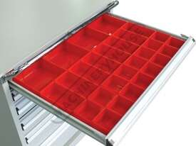 TCW-954W Industrial Mobile Tooling Cabinet 723 x 653 x 954mm 100kg per Drawer - picture18' - Click to enlarge