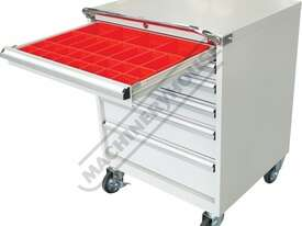 TCW-954W Industrial Mobile Tooling Cabinet 723 x 653 x 954mm 100kg per Drawer - picture19' - Click to enlarge