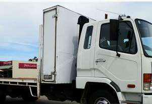 2007 MITSUBISHI FUSO FIGHTER 6 Service Vehicle