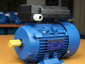 1.1kw/1.5HP 2800rpm single-phase electric motor  - picture0' - Click to enlarge