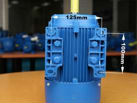 1.1kw/1.5HP 2800rpm single-phase electric motor  - picture1' - Click to enlarge
