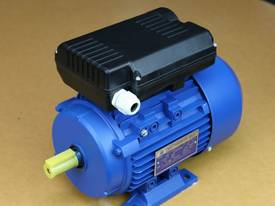 1.1kw/1.5HP 2800rpm single-phase electric motor  - picture2' - Click to enlarge