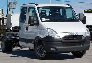 2014 Iveco DAILY 50C21 DUAL CAB/CHASSIS
