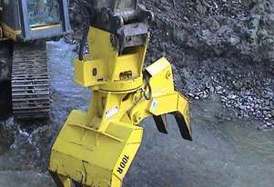EMBREY HD 100R Grapple, Scrap/Salvage