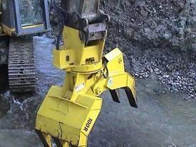 EMBREY HD 100R Grapple, Scrap/Salvage - picture0' - Click to enlarge