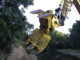 EMBREY HD 100R Grapple, Scrap/Salvage - picture1' - Click to enlarge