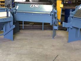 EPIC 1250 x 2.0mm Manual Pan Brake - picture7' - Click to enlarge