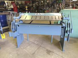 EPIC 1250 x 2mm Manual Pan Brake - picture3' - Click to enlarge