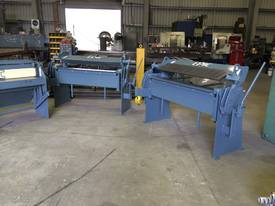 EPIC 1250 x 2mm Manual Pan Brake - picture6' - Click to enlarge