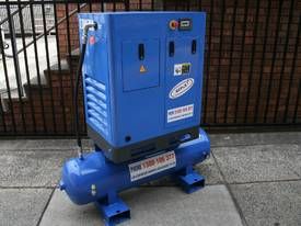 5.5hp / 4kW Tank Mounted Screw Air Compressor - picture9' - Click to enlarge