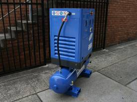 5.5hp / 4kW Tank Mounted Screw Air Compressor - picture10' - Click to enlarge