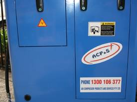 5.5hp / 4kW Tank Mounted Screw Air Compressor - picture7' - Click to enlarge