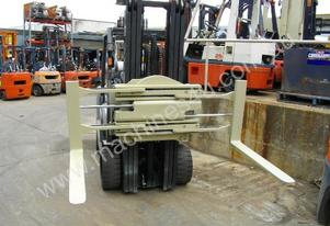 Or  Hire forklift with rotator