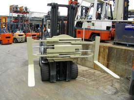 Hire forklift with rotator - picture0' - Click to enlarge