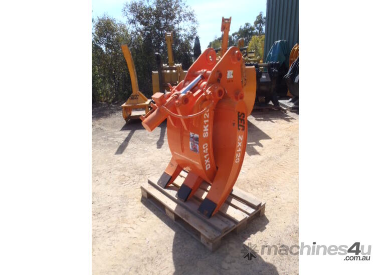 Hydraulic Grab Suit 12 Tonner