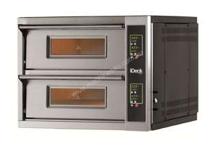 iDECK DOUBLE DECK ELECTRIC OVEN - WITH ELECTRONIC