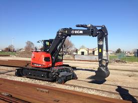 2019 ECM ES95HR HY-RAIL Tracked EXCAVATOR - picture0' - Click to enlarge