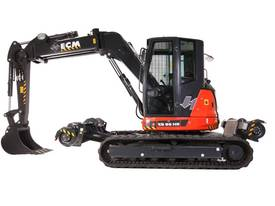 2019 ECM ES95HR HY-RAIL Tracked EXCAVATOR - picture3' - Click to enlarge