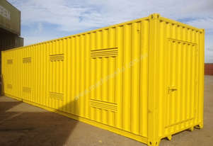 40 ft Dangerous Goods Shipping Containers