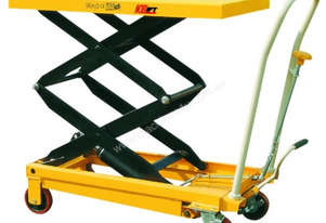Double Lift Scissor Lift Table 350kg 1300mm Height