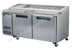 Skope 2 Door Pizza Preparation Bench PG500
