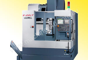 LEADWELL V-20iT 5 AXIS MACHINING CENTRE
