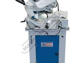 ALU-350 Non-Ferrous Metal Cutting Saw - Swivel & Compound Head 350mm Blade Adjustable Twin Material  - picture3' - Click to enlarge