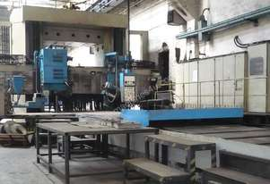 12,000mm x 2,900mm Twin Column