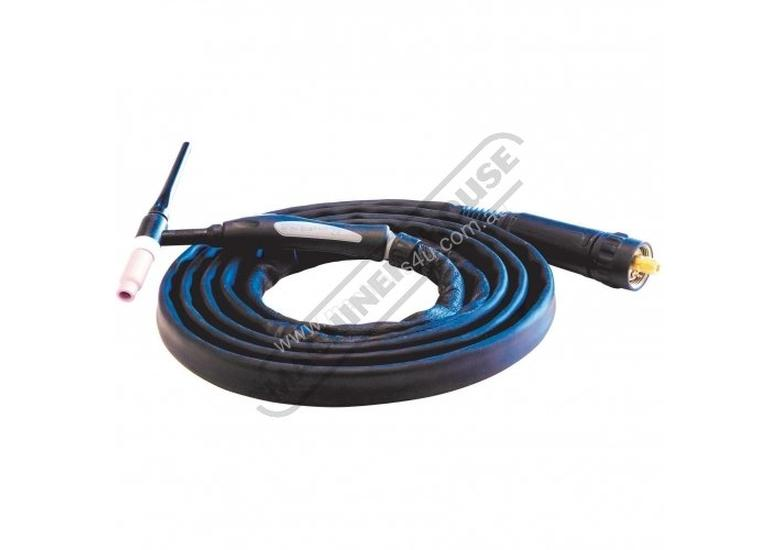 SRE26-4M Air Cooled TIG Welding Torch EURO Connector 4 Metre