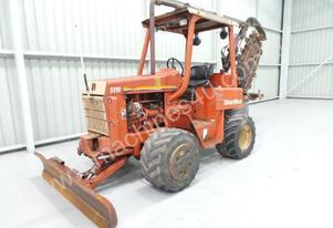 1998 Ditch Witch 5110DD Ride On Trencher