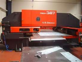 AMADA PEGA 367 Turret Punch - picture0' - Click to enlarge